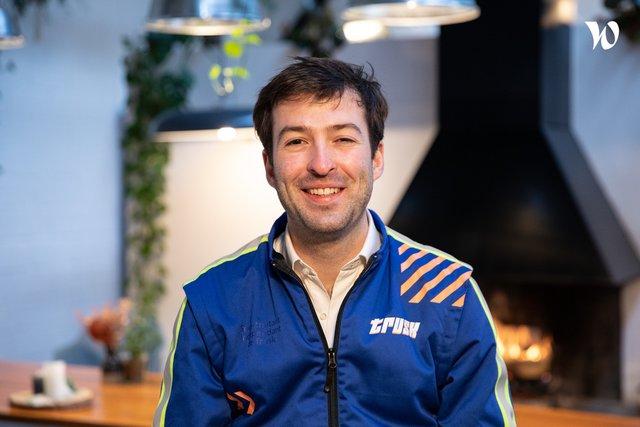 Rencontrez Antoine, Head Of Sales - Trusk
