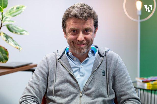 Rencontrez Stéphane, Fondateur - A World For Us