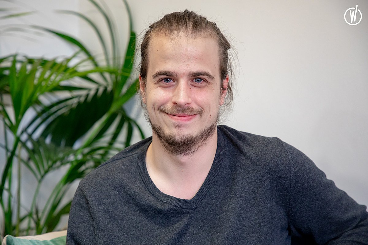 Rencontrez Cyril, System and network engineer - WIFIRST