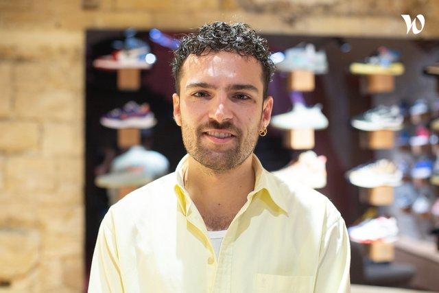 Rencontrez Mathis, Directeur de l'image de marque  - Kikikickz