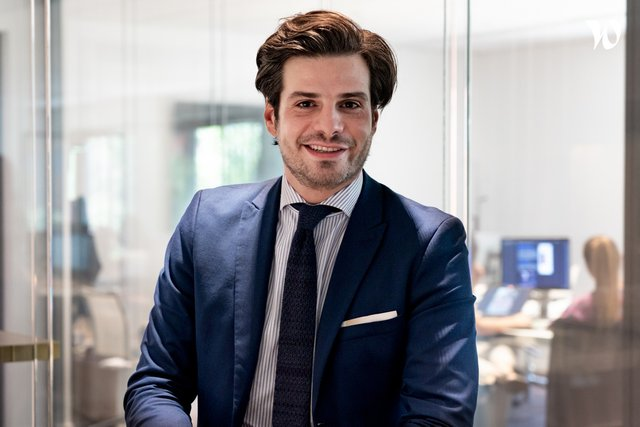 Rencontrez Jules, Responsable d'Agence Valofi - Valeur et Capital
