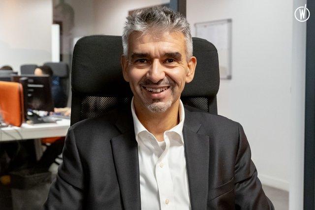 Meet Jean Claude, Founder & CEO  - DATASOLUTION