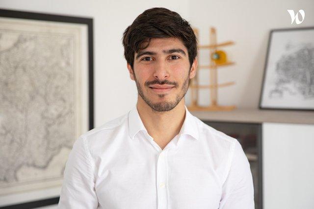 Rencontrez Ramy, Co-Founder - BCC