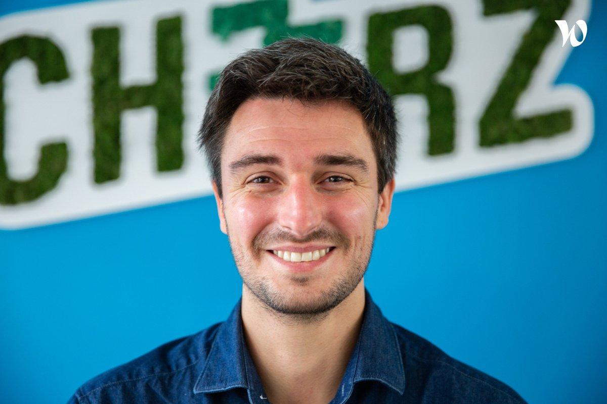 Rencontrez Matthieu, Directeur au sein de la Factory - Cheerz