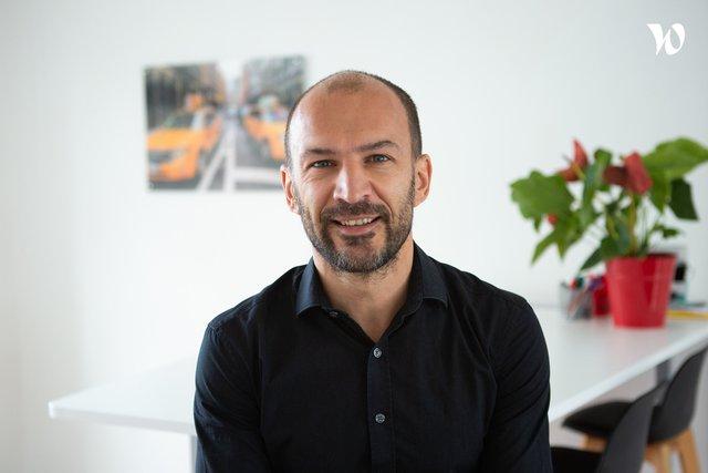 Rencontrez Hubert, CTO - Fondateur - Novagen conseil