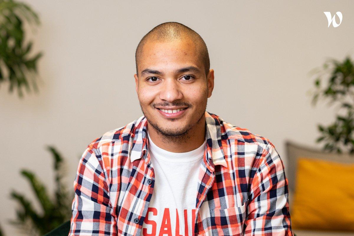 Meet Jean-Charles, Lead Talent Acquisition - MANGOPAY