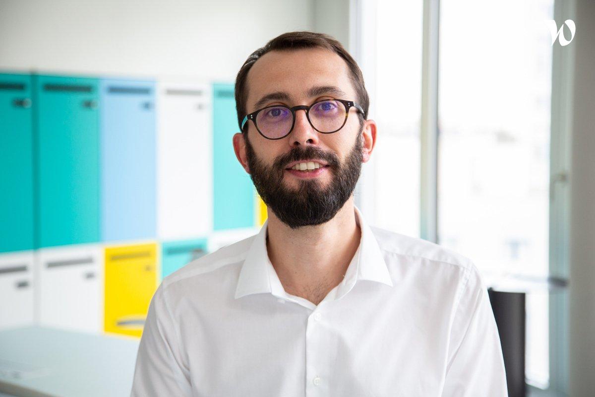 Rencontrez Edouard, Expert éco-conception - ecosystem