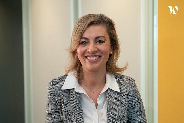 Rencontrez Simone De Oliveira, Directrice des systèmes d'information - BRED Banque Populaire