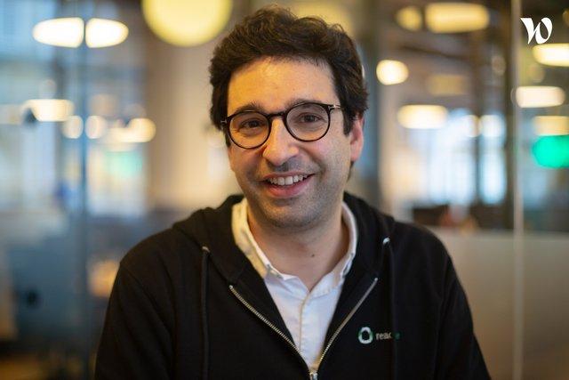 Rencontrez Jérémy, Customer Success Manager - ReachFive