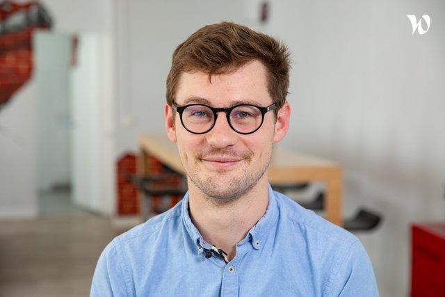 Rencontrez Remi, Co-founder, produit - Okarito