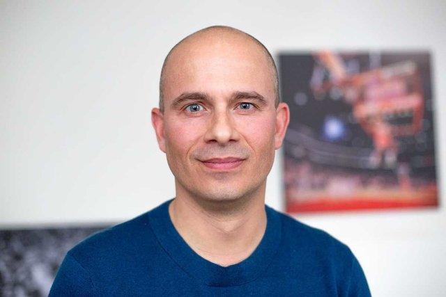 Rencontrez Nicolas, CEO - SPACEFOOT