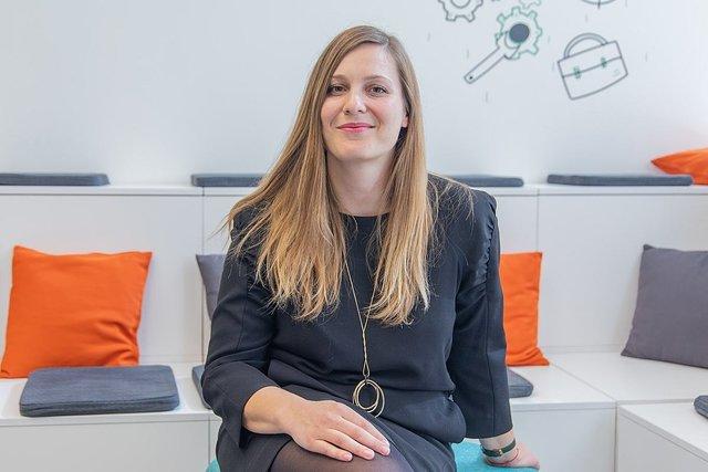 Conoce a Zvezdelina, Directora de Unidad de Negocio Green - Servihabitat