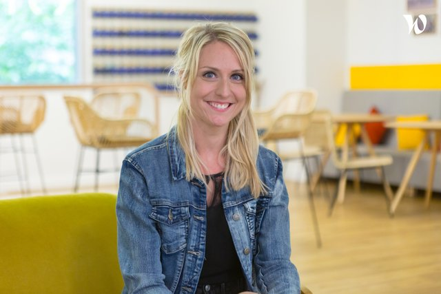 Meet Julie, Head of People and Culture - talent.io