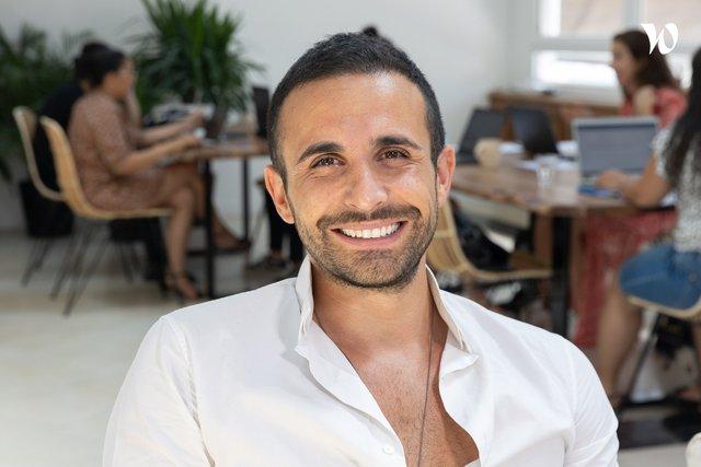 Rencontrez Emmanuel, Dirigeant  - Côté Sushi (Groupe ETLB)