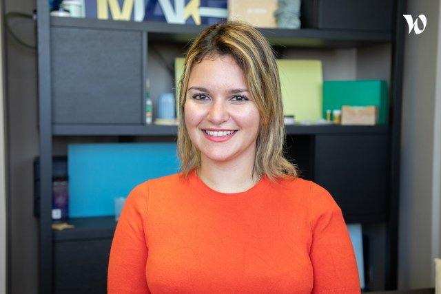 Rencontrez Priscila, Responsable des relations Vendeurs - I MAKE
