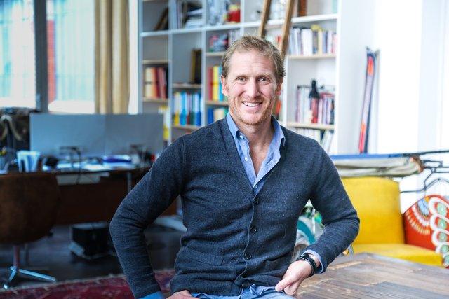 Rencontrez Julien, Co-fondateur - Les Fils à Maman