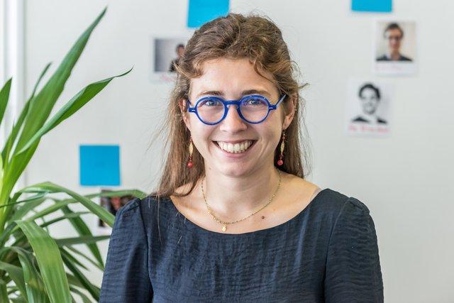 Rencontrez Hortense, Developer Full-Stack - theTribe