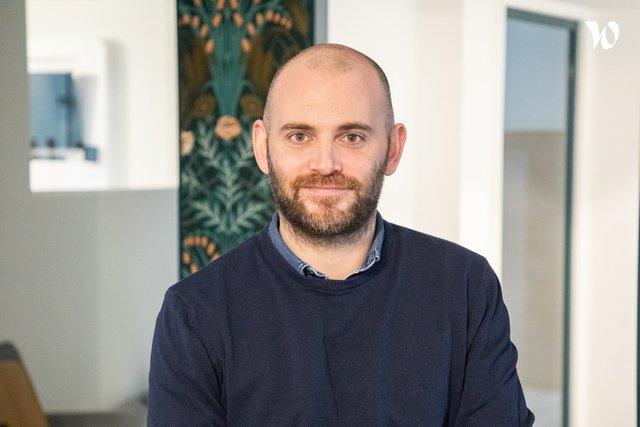 Rencontrez Éric, Directeur de projet - Interface Studio - Interface Hospitality Solutions
