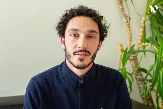 Rencontrez Pierre, Business Developer - Investisseurs - Beanstock