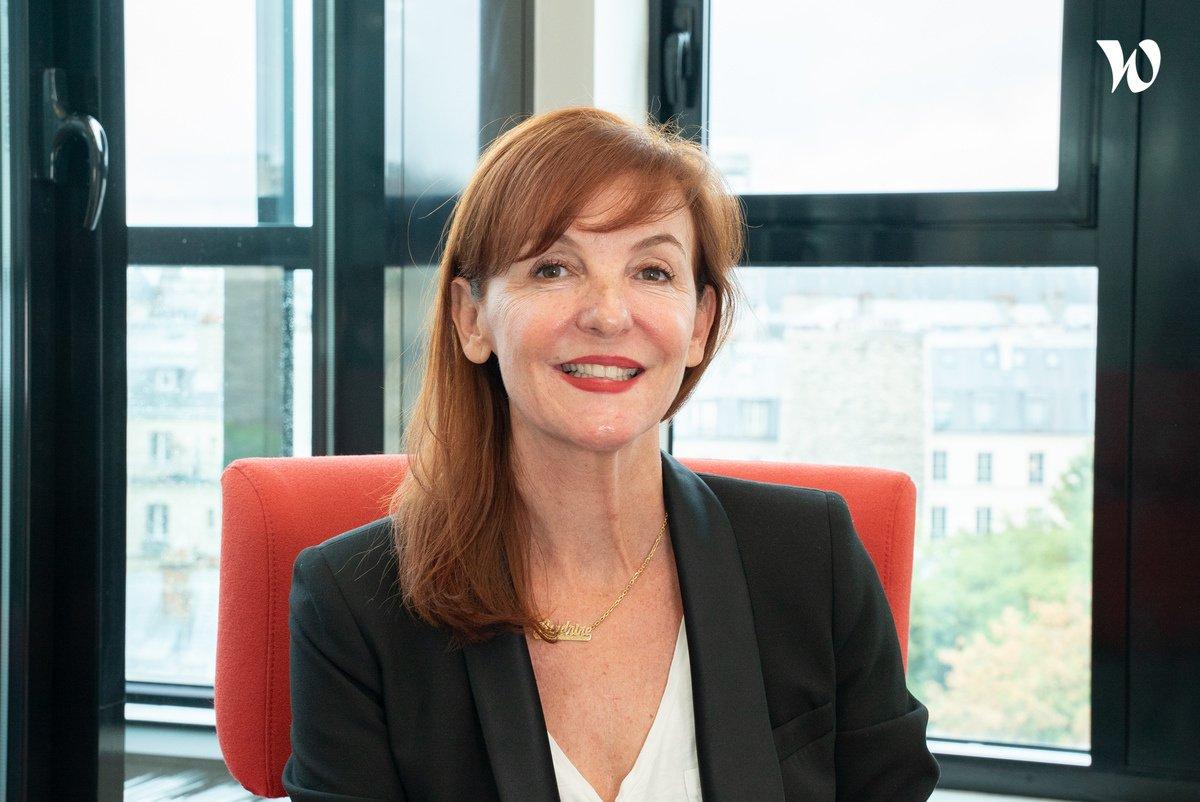 Rencontrez Sandrine, Responsable recrutement - HIGHCO