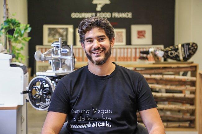 Rencontrez Nicolas, CEO - GOURMET FOOD FRANCE
