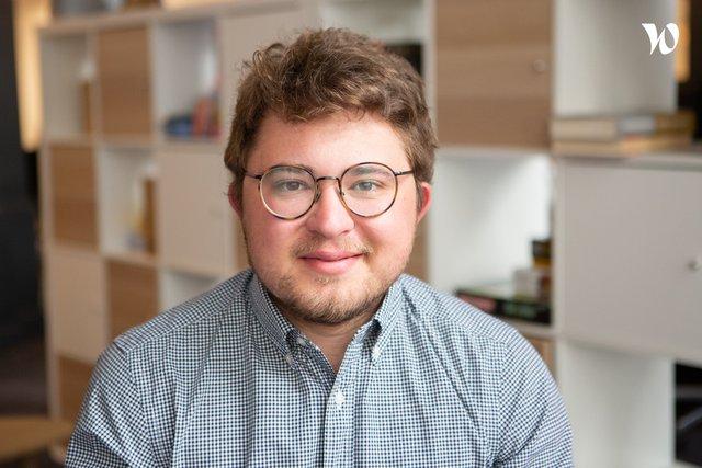Rencontrez Antonin, Account Executive - Bigblue