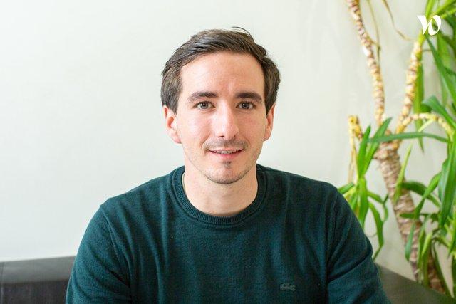 Rencontrez Alexandre, Business Developer - Partenaires - Beanstock
