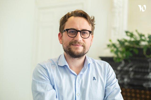 Meet Alexandre, Head of Key Account - Teladoc Health France