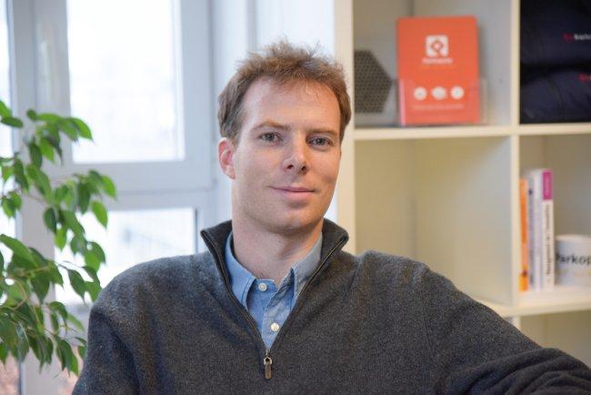 Rencontrez Sébastien, CEO & Co-Founder - Parkopoly