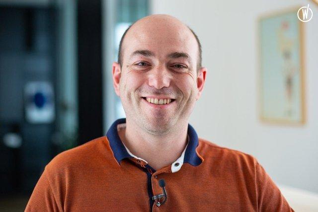 Rencontrez Sébastien, Rédacteur en chef - Adversport