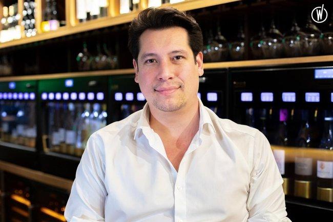 Rencontrez Adrien, Co-fondateur - Bakus