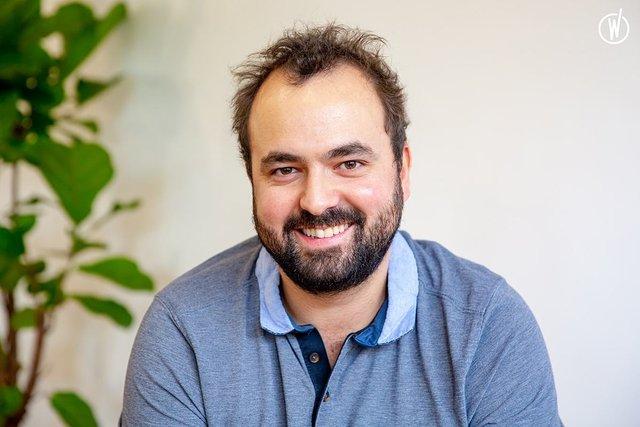 Rencontrez Alexandre Grais, CTO - kapptivate