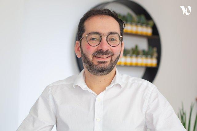 Rencontrez Denis, Co-fondateur et CEO - Betterway