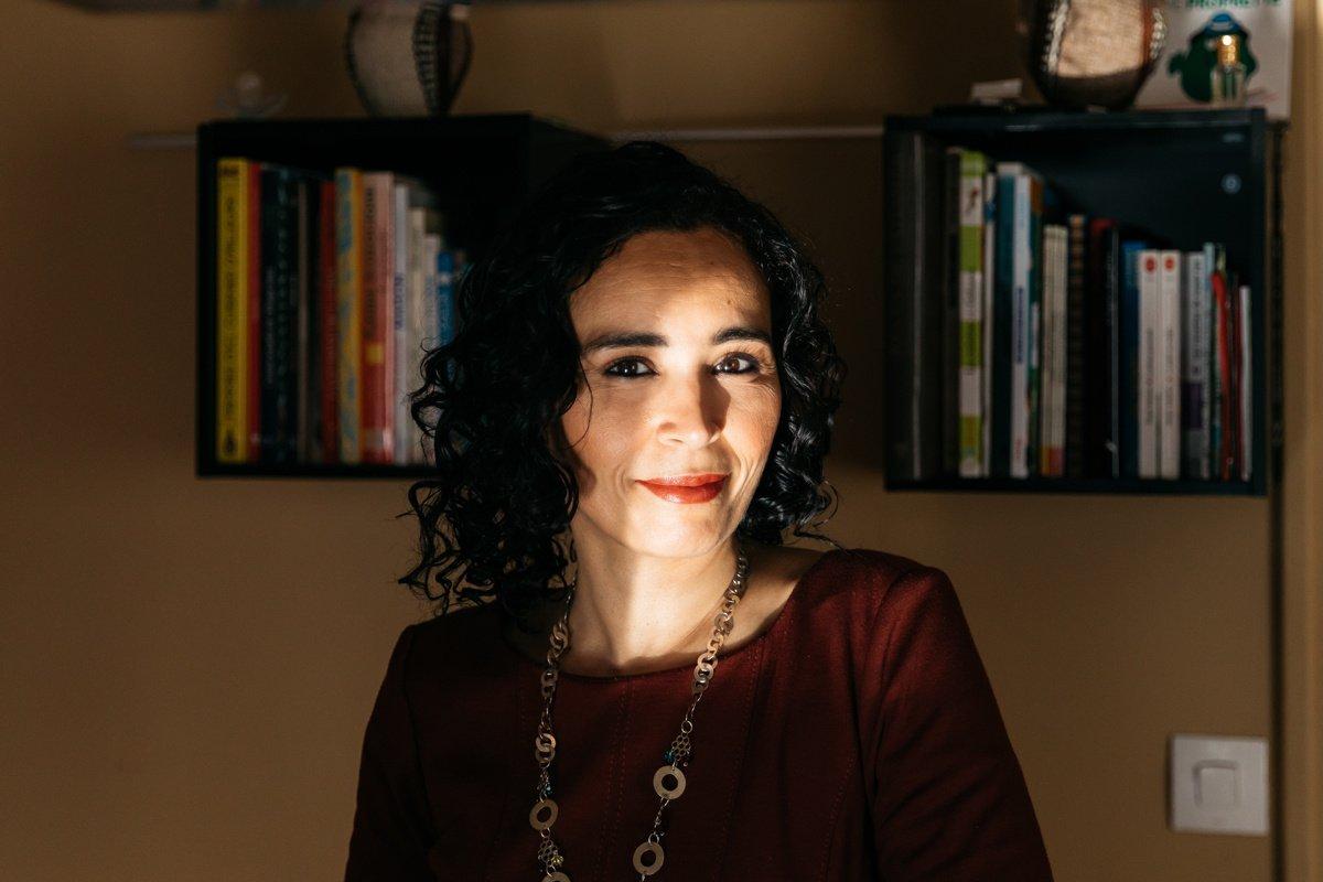 """Aïda Touihri : de journaliste et """"role model"""". Interview"""