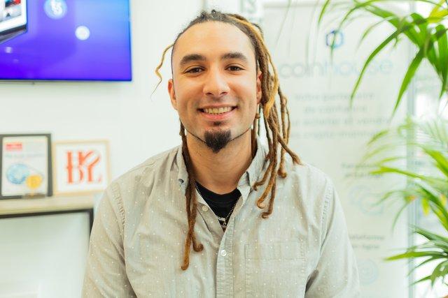 Rencontrez Andrew, Senior Software Engineer - Coinhouse