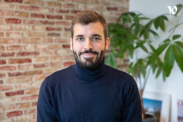 Rencontrez Guillaume, Responsable Performance Commerciale - Aramisauto.com