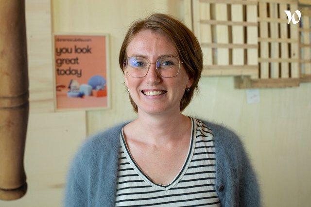 Rencontrez Noëlle, Chief Impact Officer & Co-founder - Dans Ma Culotte