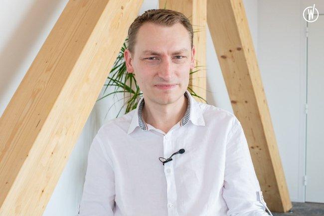 Rencontrez Nicolas, Développeur Fullstack - IBM Client Innovation Center
