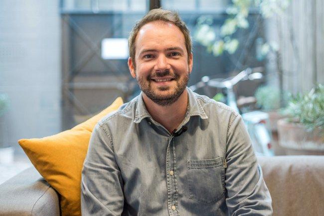 Rencontrez Cyrille, CEO Co founder - TASTE DISTRIBUTION