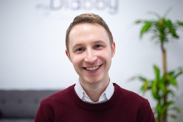 Rencontrez Pierre-Camille, Co-fondateur - myDiabby Healthcare
