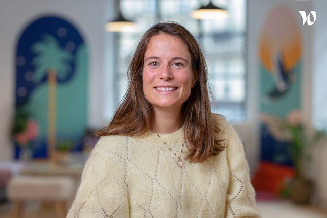 Rencontrez Annabelle Bignon , Co-fondatrice @Maria Schools   - Maria Schools