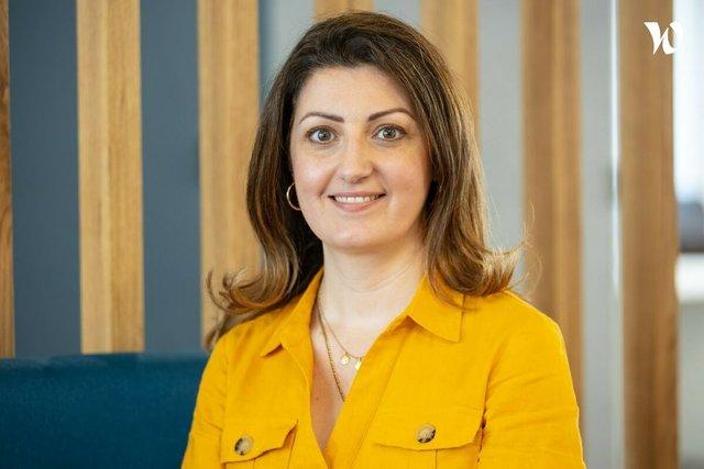 Rencontrez Nadia, CEO - Trustt