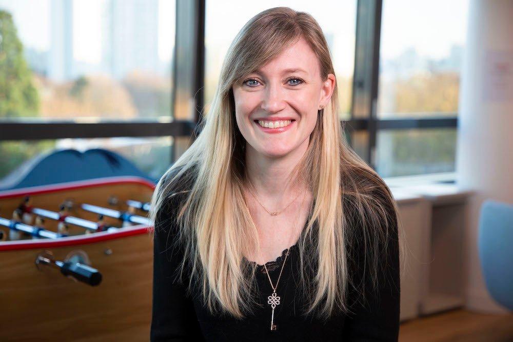 Rencontrez Céline, Manager des Responsables Grands Comptes Janssen - Johnson & Johnson