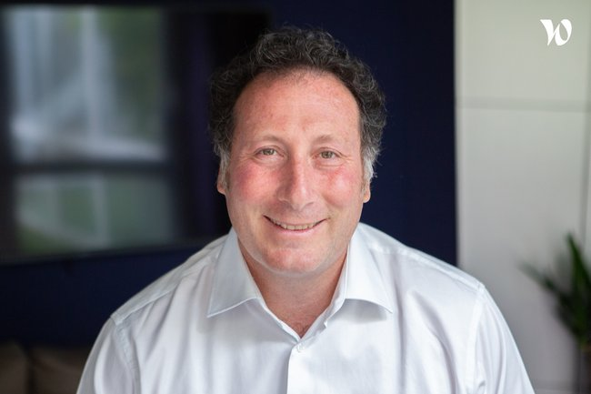 Rencontrez David, CEO - LAB 5COM