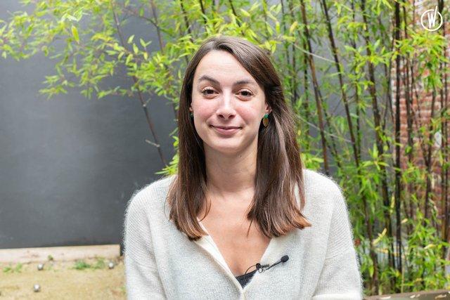 Rencontrez Delphine, Chef de projet - Konfiture
