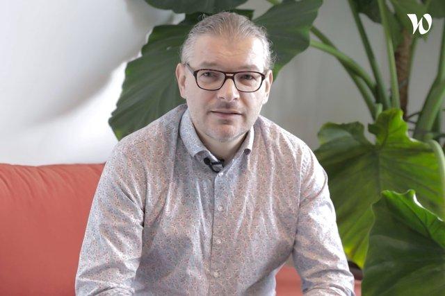 Rencontrez Sébastien, Directeur Technique Energie - Dametis