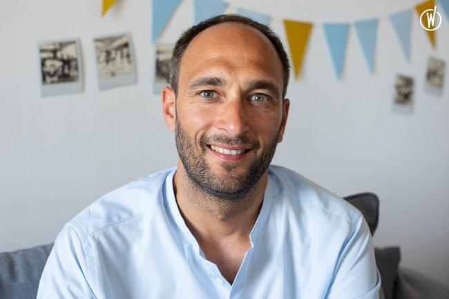 Rencontrez Jean-Philippe , Dirigeant fondateur  - Immodvisor