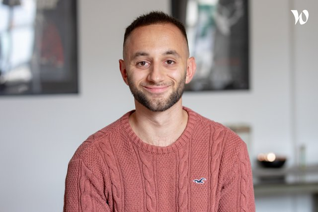 Rencontrez Julien, Développeur Full Stack - MovieChainer