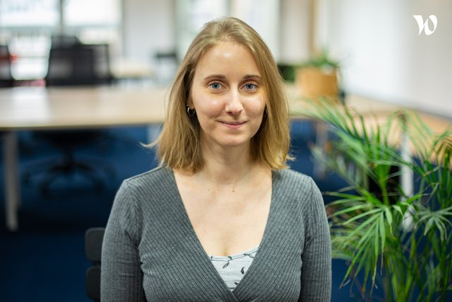 Rencontrez Mélanie, Développeuse Web, Lead Dev - Pix