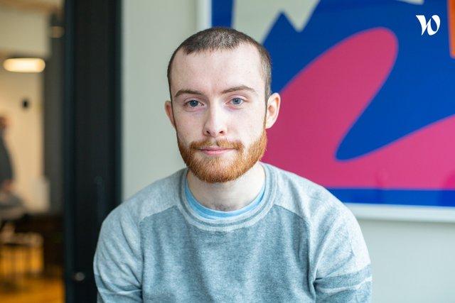 Rencontrez Samuel, Développeur Full Stack - ESENS
